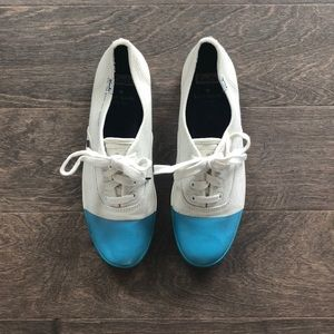 Kate Spade New York Keds Cap Toe Oxford Sneakers